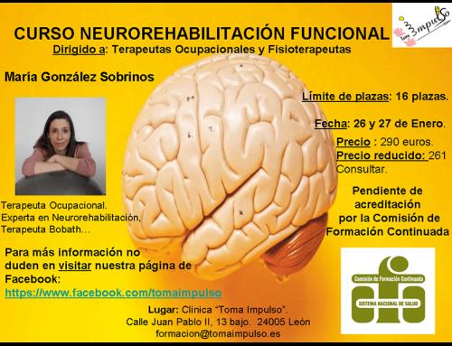 Curso Neurorehabilitación Funcional